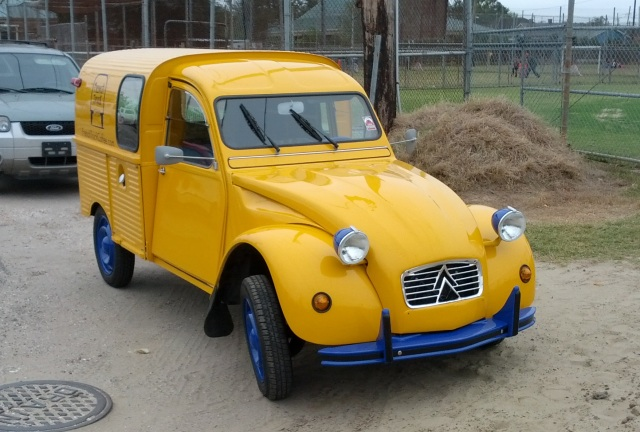 2CV Fourgonette